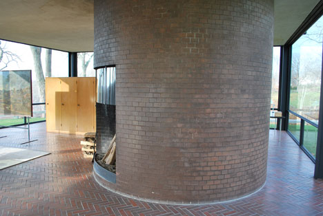 Vice Versa Nyc >> Conserving Donald Judd at the Philip Johnson Glass House ...