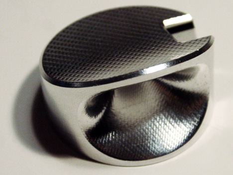 Made in the USA: Kinetic Custom Machine, a CNC Speaker