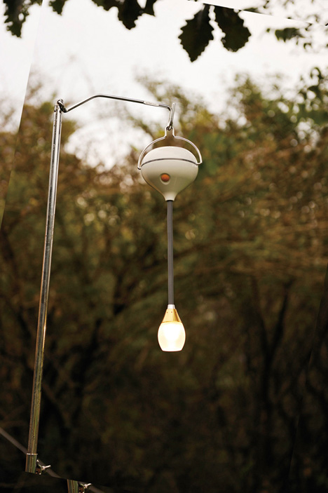 Snow Peak Tulip Lantern More Than Just A Camping Lamp Core77