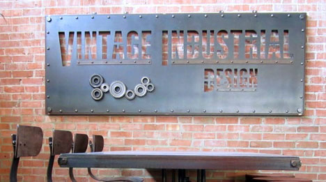 Greg Hankerson's Vintage Industrial: Turning Solid Furniture into a Solid  Business - Core77 - Greg Hankerson's Vintage Industrial: Turning Solid Furniture Into A