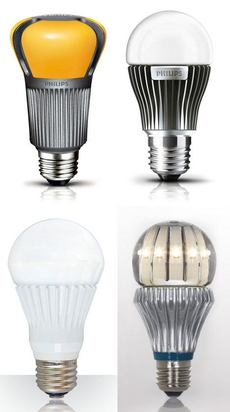 While Announcements Of New Led Bulbs Are Becoming Humdrum Their External Designs Pleasingly Not We Re Digging The Rampant Stylistic Differences Each