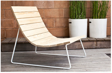 However, The ICFF Editoru0027s Award For Outdoor Furniture Went To The Plank  Collection, A Series Of Lounges, Tables And Stacking Chairs Made From  Perrennial ...