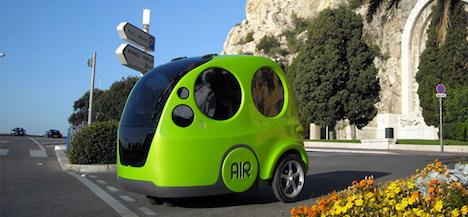 Car That Runs On Air >> Airpod The Car That Runs On Air Core77