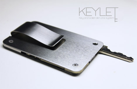Two In One The Key Let To A Better Money Clip Core77