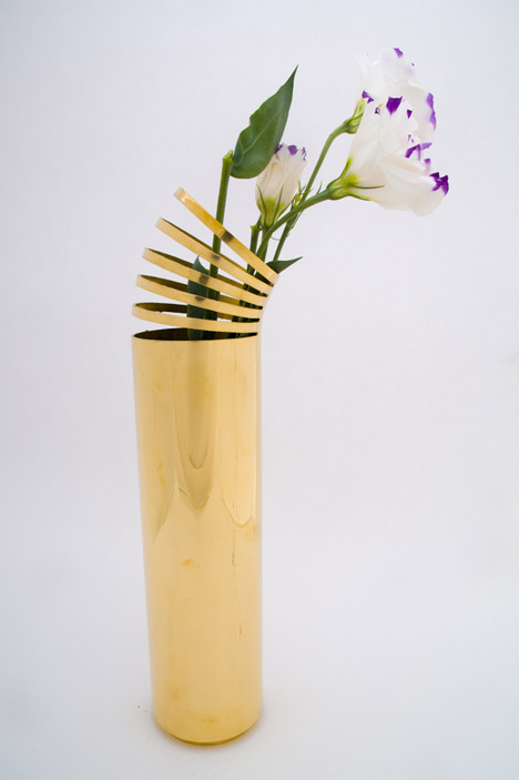 Vessels For Memories Six Vases By Hadar Glick Core77