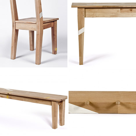 olympic furniture. Olympic-Inspired Furniture By James Henry Austin Olympic Furniture