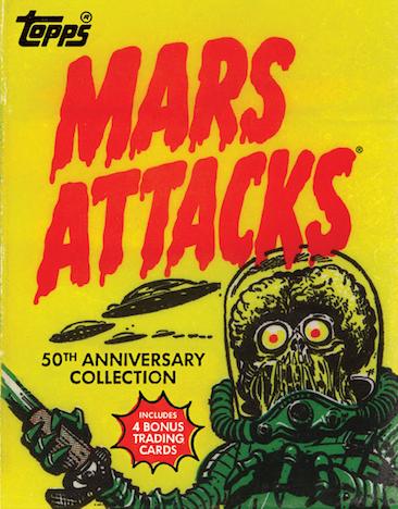 Book Review Mars Attacks A Retrospective Core77