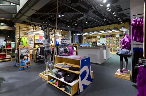 reebok fit hub store  crossfit gym opens in new york city