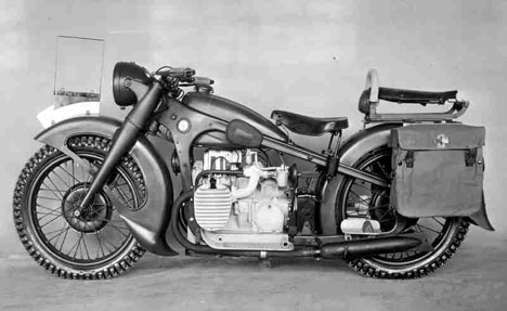 Military Motorcycles Part 2 Wwii And Bmw Core77