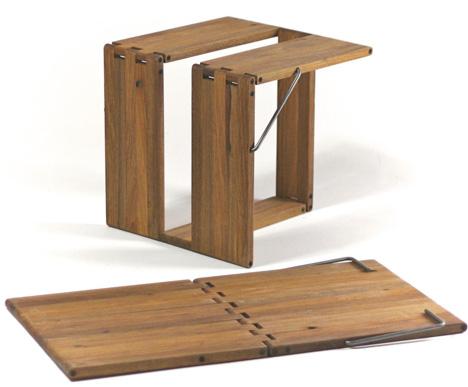 Cool London Design Festival 2012 Preview Ernest Foldable Stool Evergreenethics Interior Chair Design Evergreenethicsorg