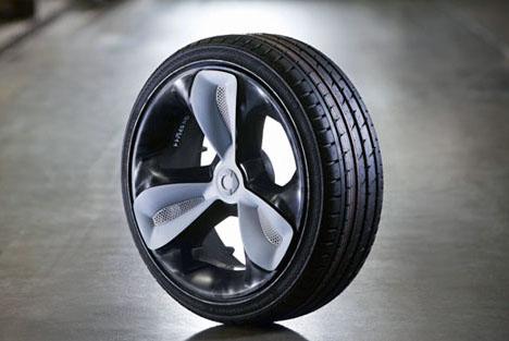 Basf Develops Plastic Injection Molded Automotive Rims