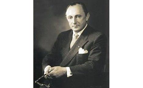 Maximilian Hoffman The Man Who Made Mercedes Porsche
