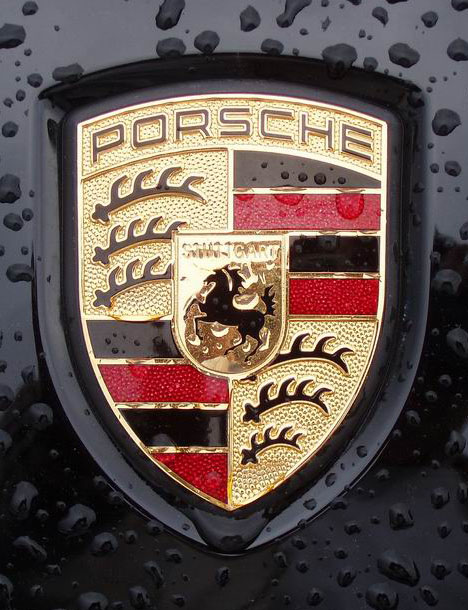 Max Hoffman Designed The Porsche Logo Too Well Not Exactly