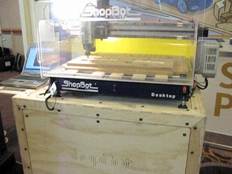 Fabulous Autodesk University 2012 Randy Johnson On The Shopbot Interior Design Ideas Inamawefileorg