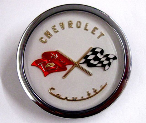 How Corvette Emblems Have Changed Over The Years