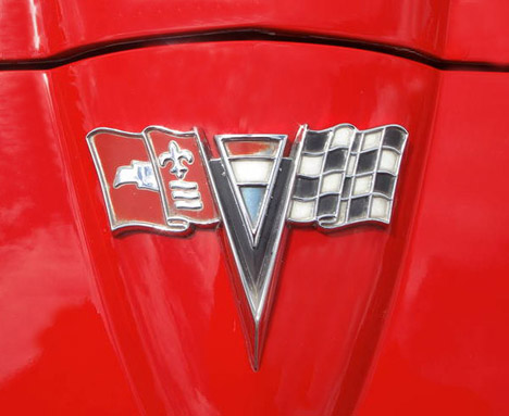 Corvette Logo: Vette Stingray Coupe | Restored Classic corvettes ...