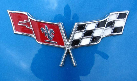 A Visual History Of Corvette Logos Part 2 Core77