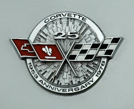 A Visual History of Corvette Logos, Part 2 - Core77