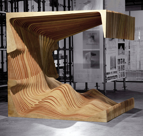 Good with Wood: NADAAA Architects\' Wood Creations, Part 1 ...