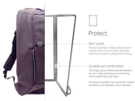 Luke Mastrangelo\'s \'Prism\': An Internal Frame Backpack for the ...