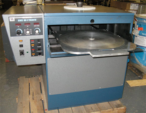 Production Methods: Spin Casting, a Low-Cost, Low-Run Alternative to