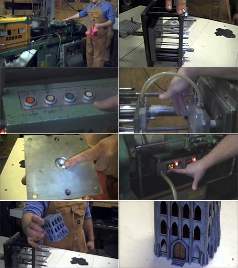 Ken Krout S How To Video On Diy Injection Molding Core77