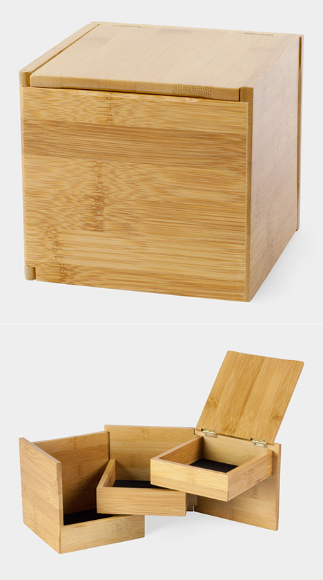 Wonderful What Does It Take To Design A Bestseller For The MoMA Store? Industrial  Designer Lawrence Chu Knocked One Out Of The Park With His Tuck Storage Box,  ...