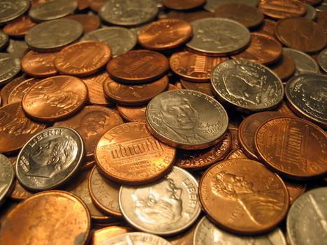 american pennies