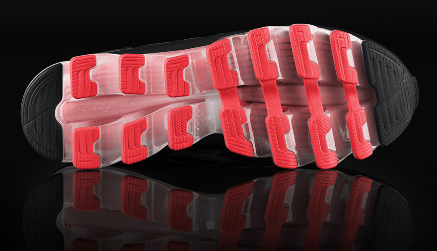 4216a11f715e Forthcoming Adidas Springblade Shows Benefits of Sneaker Design Industry
