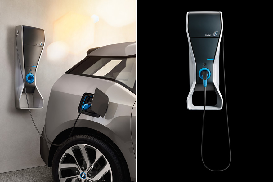 Bmw 360 Electric The Unsung Service Design Side Of The New Bmw I3