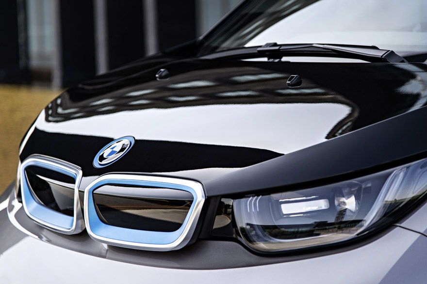 Introducing the BMW i3 Electric Car: Head of Design Adrian