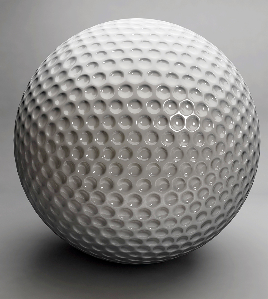 A Brief History of Golf Ball Design, and Why You Shouldn't Hit ...