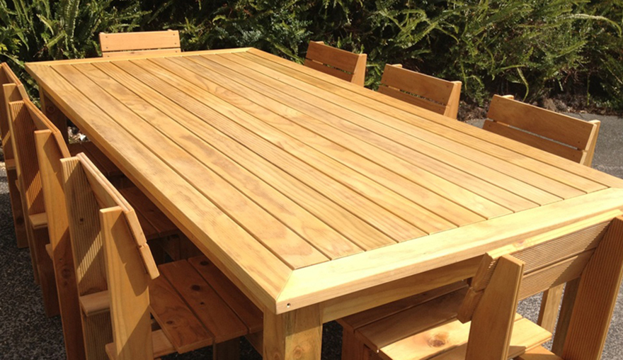 An introduction to wood species part 2 pine core77 for Pressure treated wood for garden