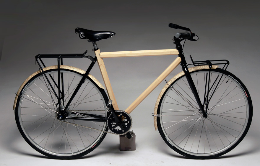 New Advances in the Bamboo Bicycle: Semester HexTube Bamboo + Carbon ...