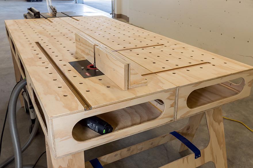 Storage Step Stool Plans