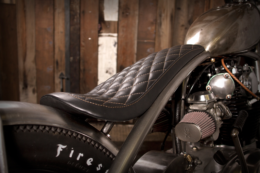 Tonight At The Hand Eye Supply Curiosity Club Motorcycle Seat Upholstery With Ginger Mccabe