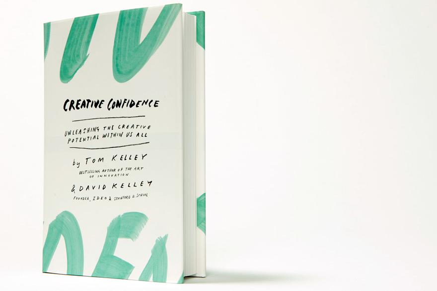 Tom & David Kelley of IDEO Talk 'Creative Confidence,' New