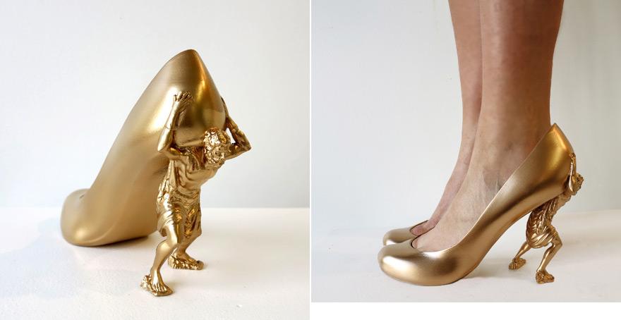 b94a995b3dd Sebastian Errazuriz Talks '12 Shoes for 12 Lovers' (and the Response ...