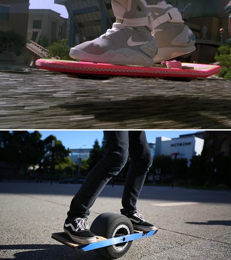 The Onewheel A Self Balancing Electric Monowheel Skateboard
