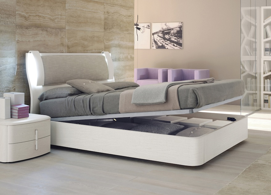 & Bedroom Storage: Making the Most of the Under-Bed Space - Core77