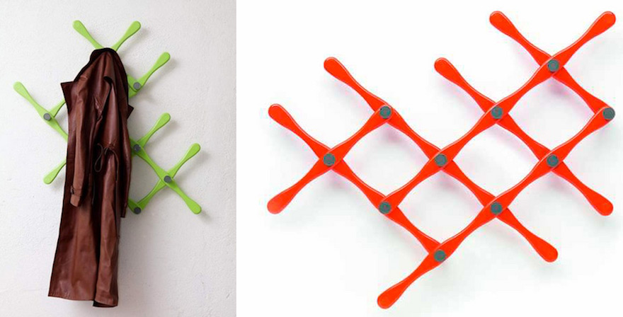 Designs For The Hanging Of Things Part 40 Coat Racks Core40 Magnificent Design Coat Rack