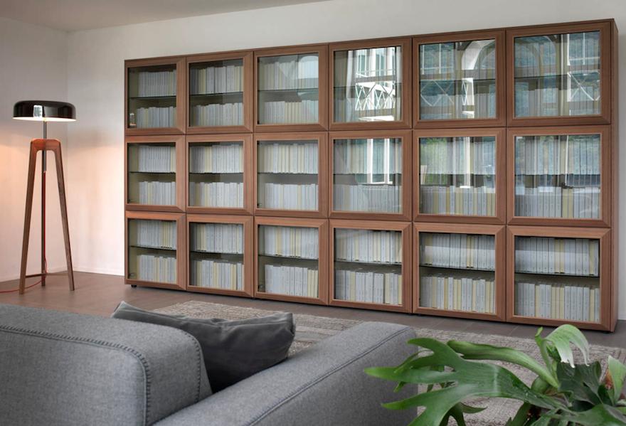Genial Designing For Book Lovers: Bookshelves   Core77