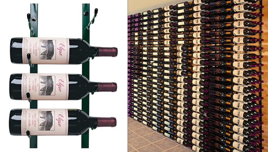 Brand New Horizontal Wine Rack Pe41 Advancedmassagebysara