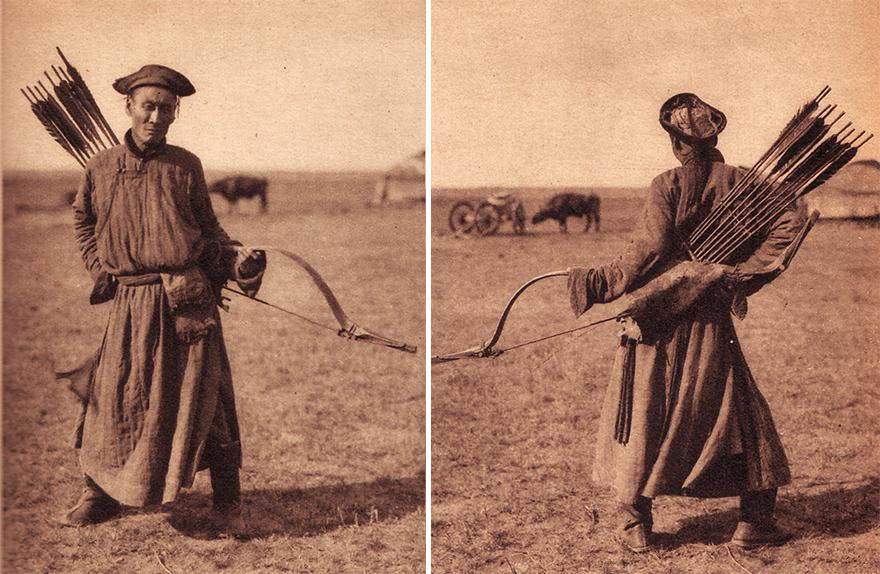 Cung ngắn, món vũ khí cùng vó ngựa Mông Cổ chinh phục thế giới