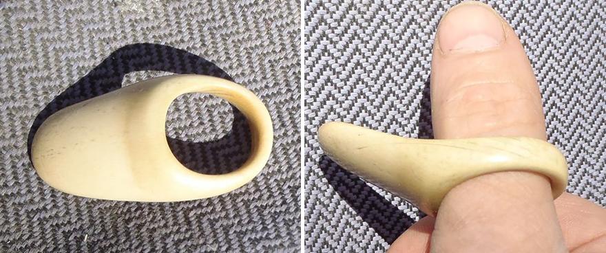 Mongol Wedding Ring