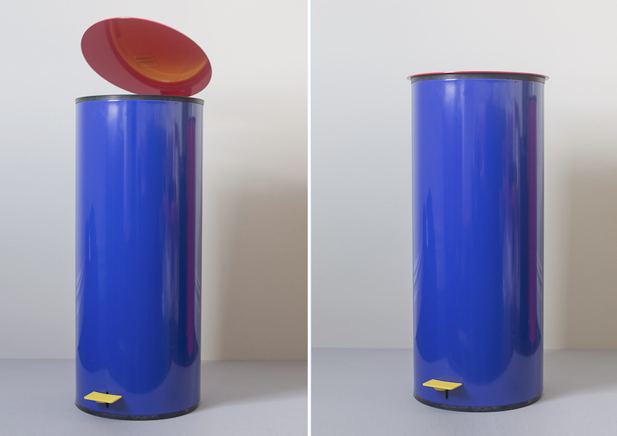 Designing For Disposal Part 2 Lidded Trash Cans