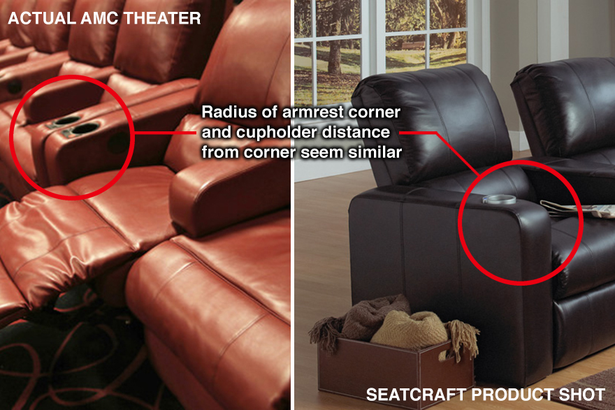 Movie Theater Seats Moving in the Opposite Design Direction from Airplane Seats & Movie Theater Seats Moving in the Opposite Design Direction from ...
