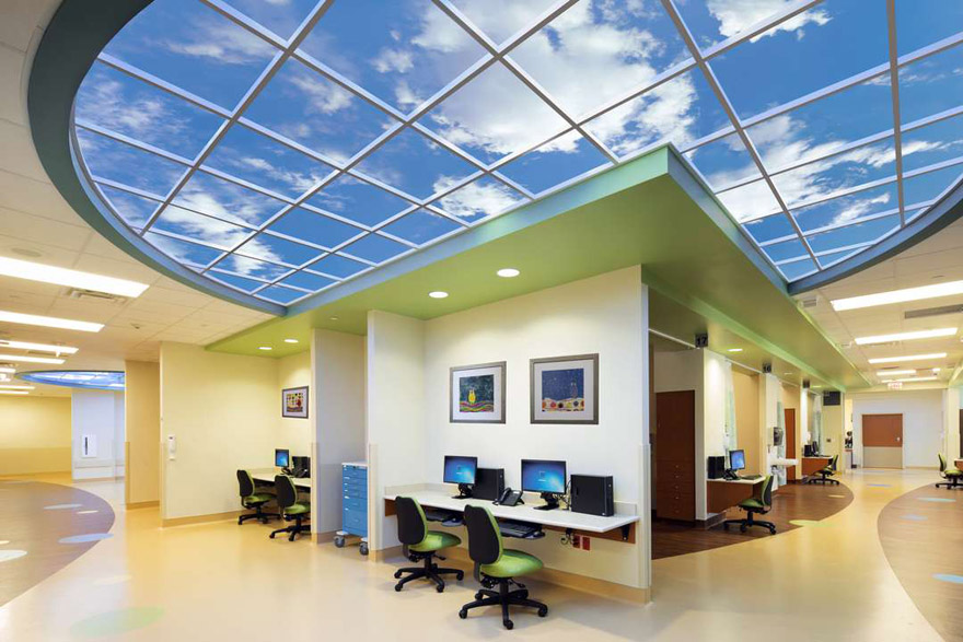 Skylights For Everyone Productivity Boosting Optical