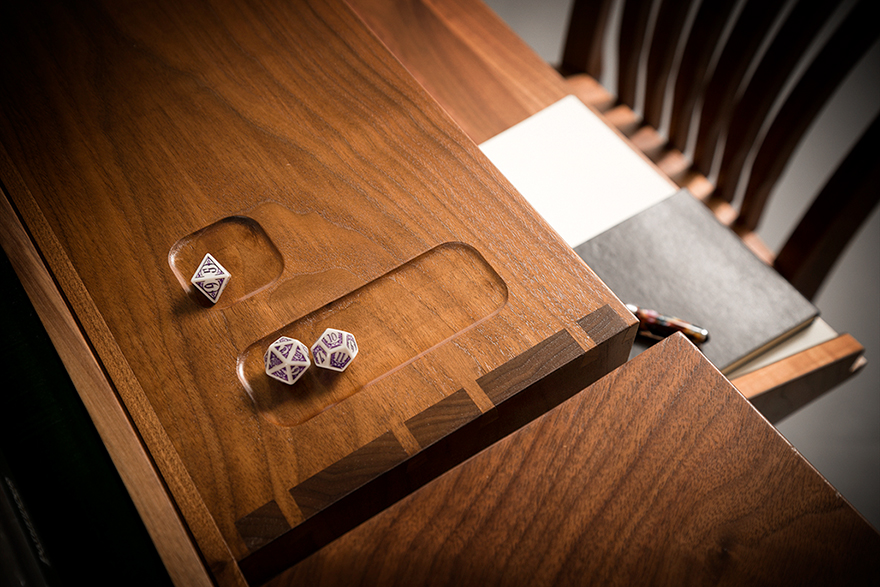 Dungeons, Dragons U0026amp; Design: Geek Chicu0027s Gorgeous Gaming Tables   Core77