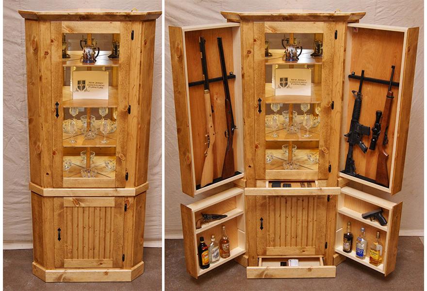 A Booming Furniture Design Sub Genre Gun Concealing